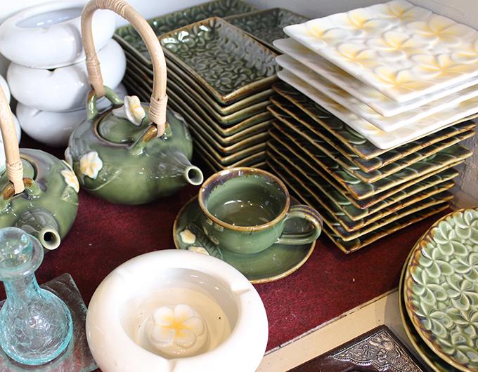 タバナン焼き 陶器