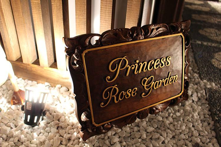 リラクゼーションサロン プリンセスローズガーデン様