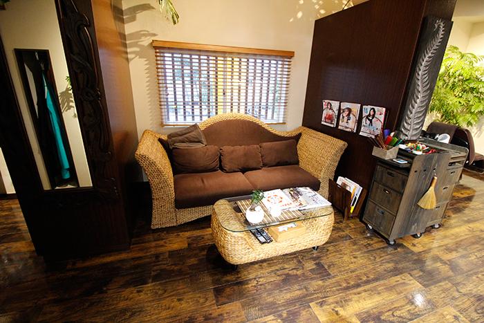 バリ リゾート風 ヘアサロン Salon遊