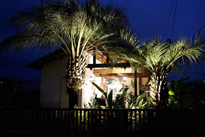 バリ リゾート風 ヘアサロン